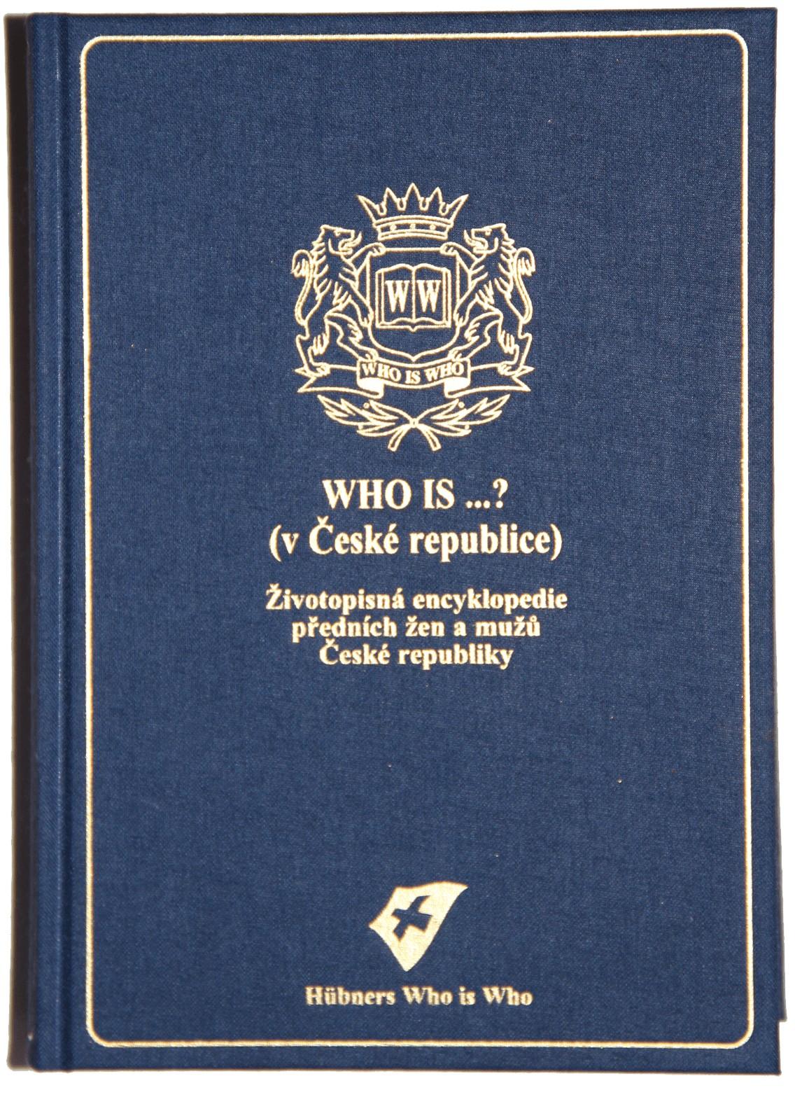WHO IS WHO - Tomáš Gřešek